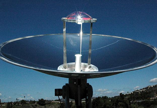 Hybrid Solar Lighting Technology