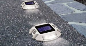 What are Solar Driveway Lights