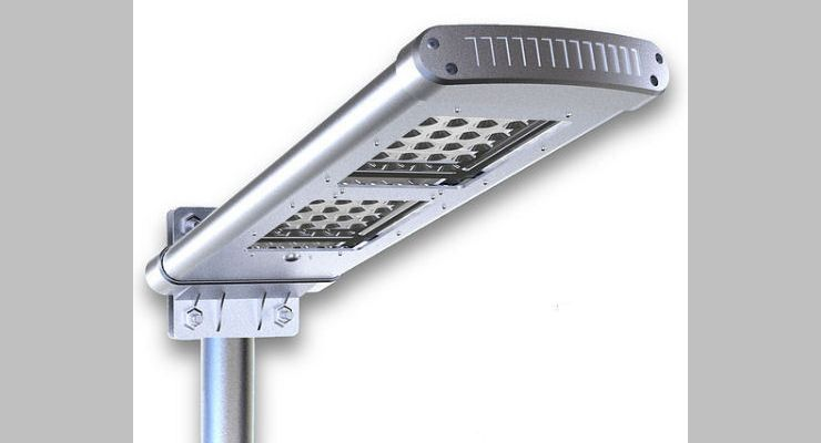 Greenlytes 12 Watts LED Solar Parking Light
