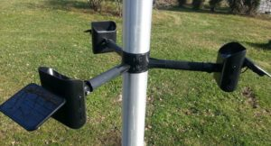 Polepal Solar Flagpole Light Review